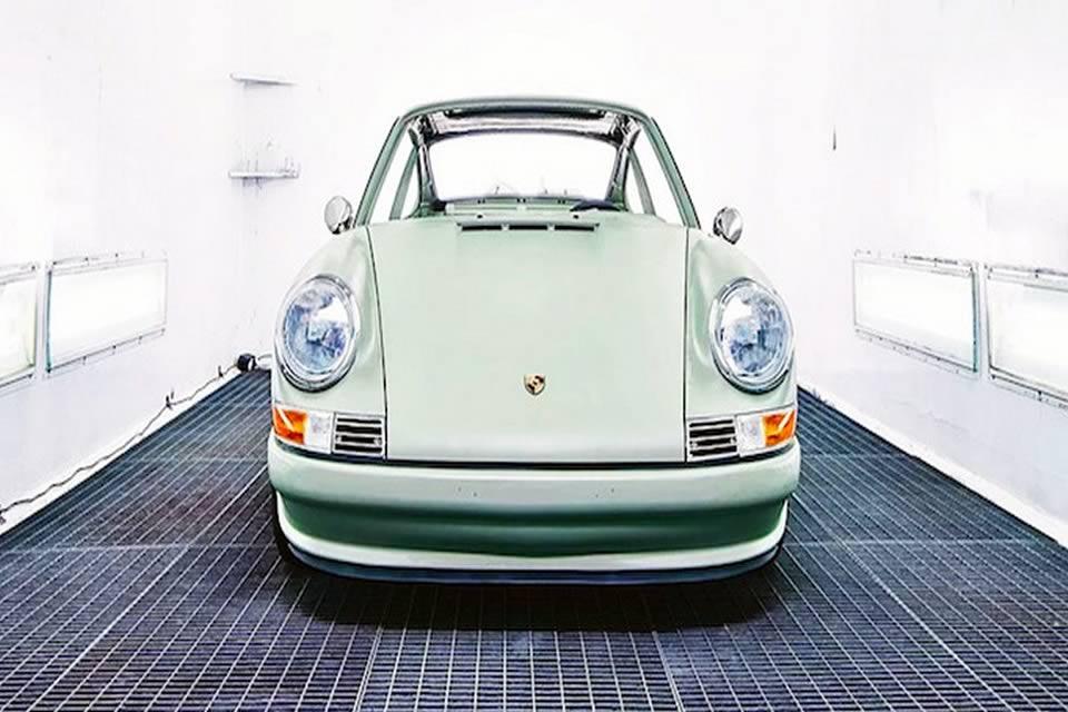 Compañía transforma viejos Porsche 911 en nuevos modelos eléctricos
