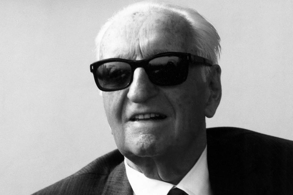 7 frases inolvidables de Enzo Ferrari