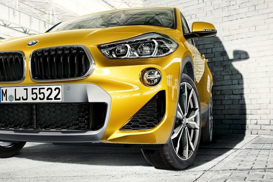 Descarga los fondos de escritorio del BMW X2