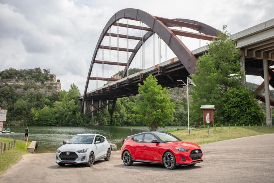 Detalles del nuevo Hyundai Veloster Turbo 2019