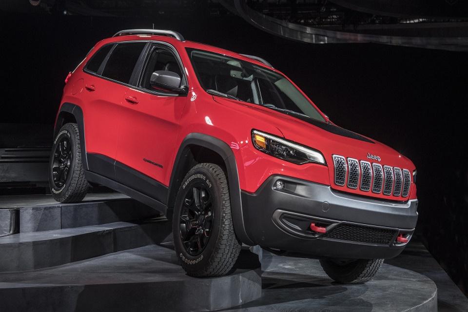 El Jeep Cherokee 2019 llega con un motor totalmente nuevo