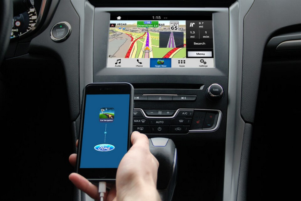 Ford crea un copiloto virtual para tus viajes