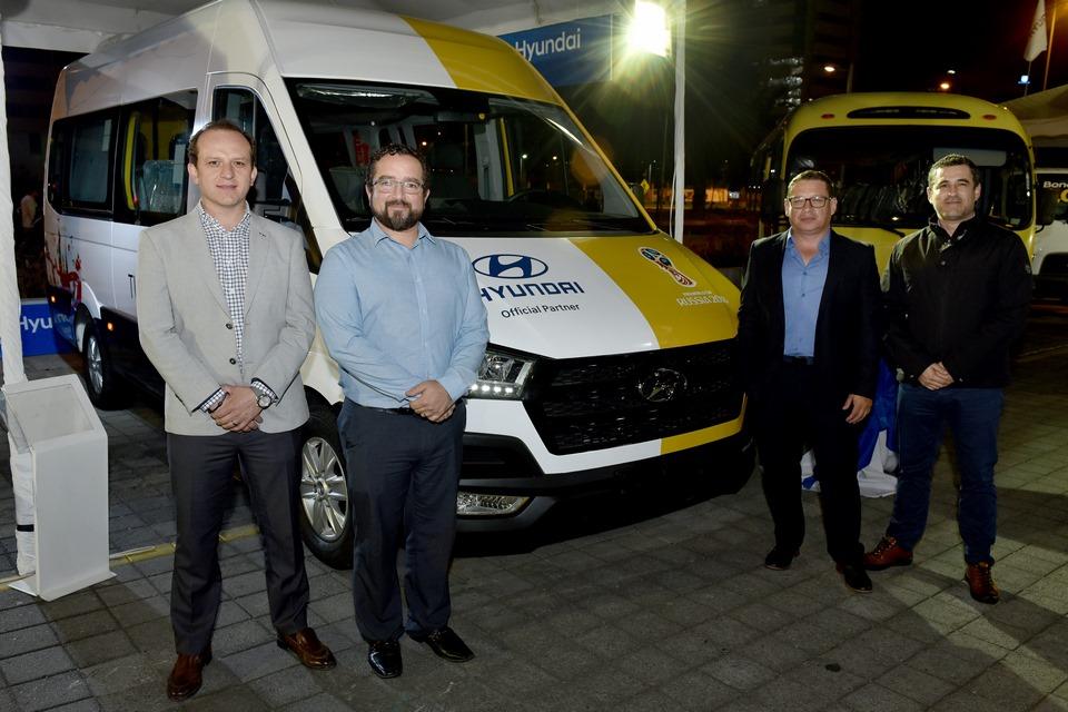 Hyundai VAN 350: ya la puedes disfrutar en Ecuador