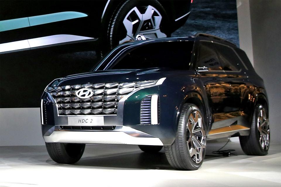 Hyundai: cuando tu SUV es tan grande lo debes llamar Grandmaster