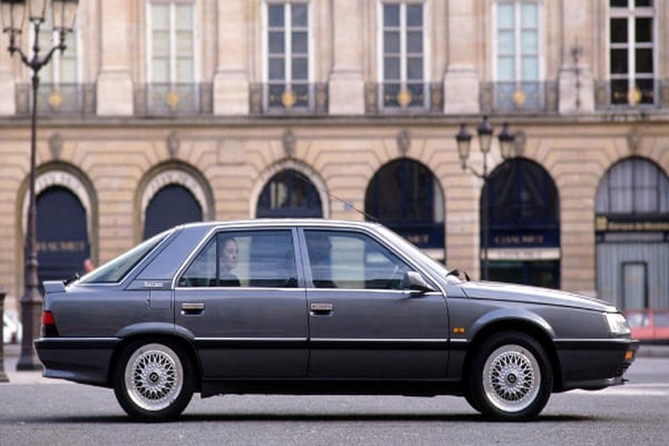 La exitosa historia del Renault 25.