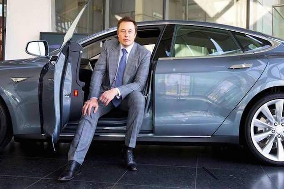 Los autos (no Tesla) de Elon Musk
