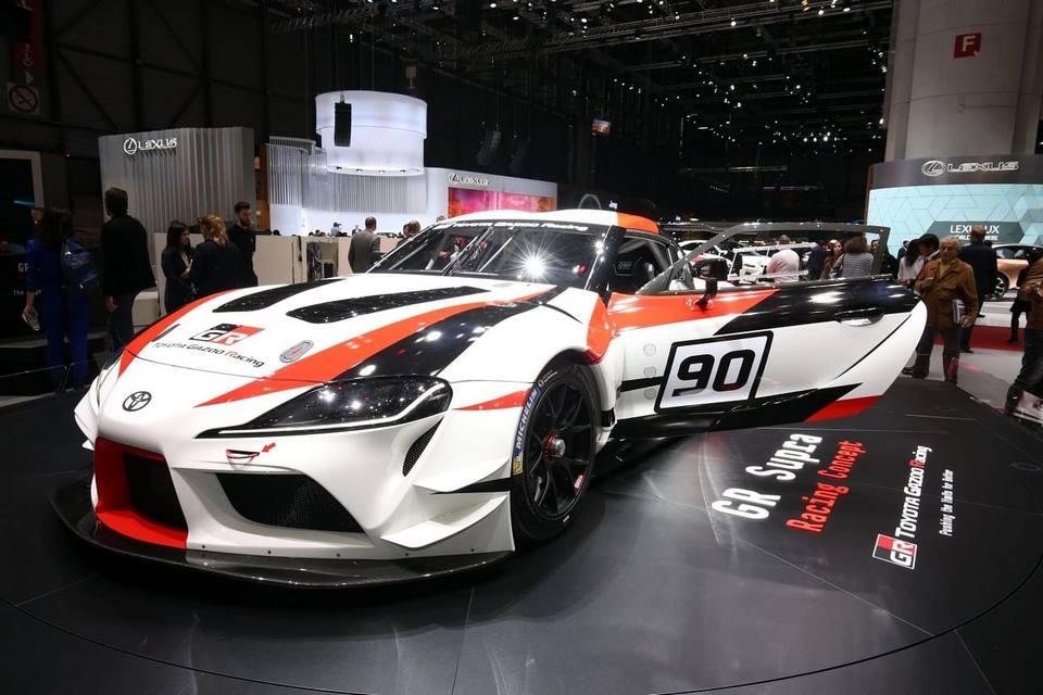 Los detalles del renacimiento del Toyota Supra