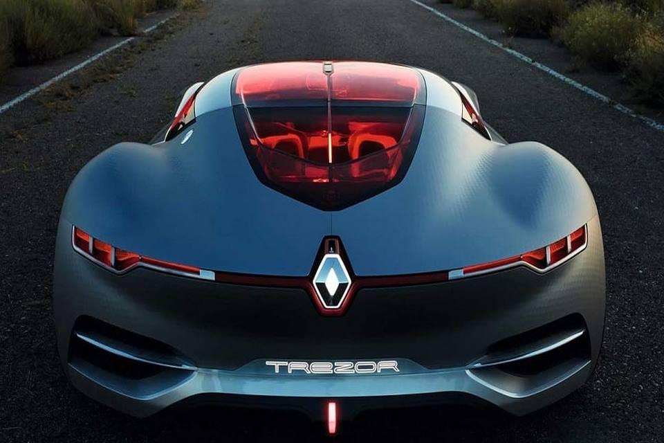 Renault se anticipa al futuro con este superdeportivo