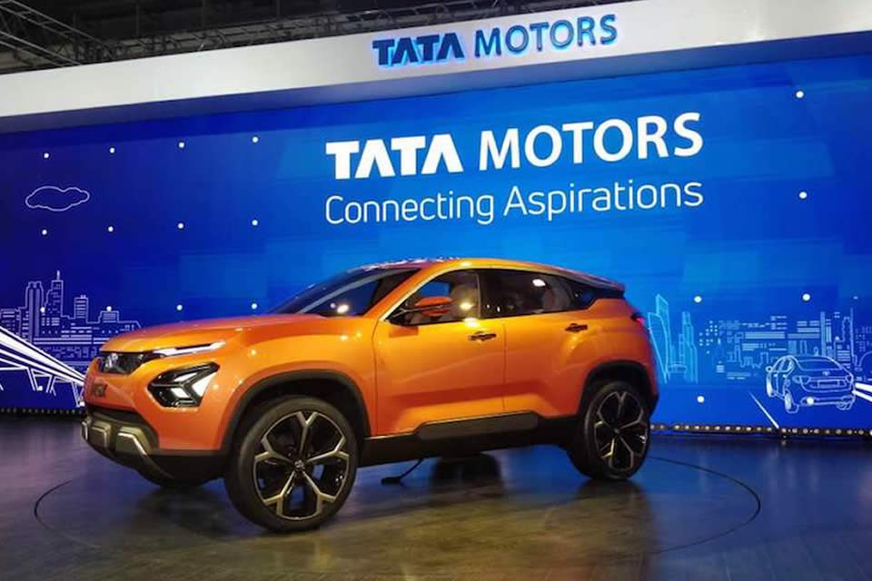Tata presentará 10 nuevos modelos sobre plataforma Land Rover