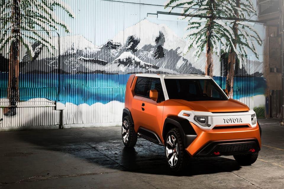 Toyota presenta su concepto perfecto para los millennials
