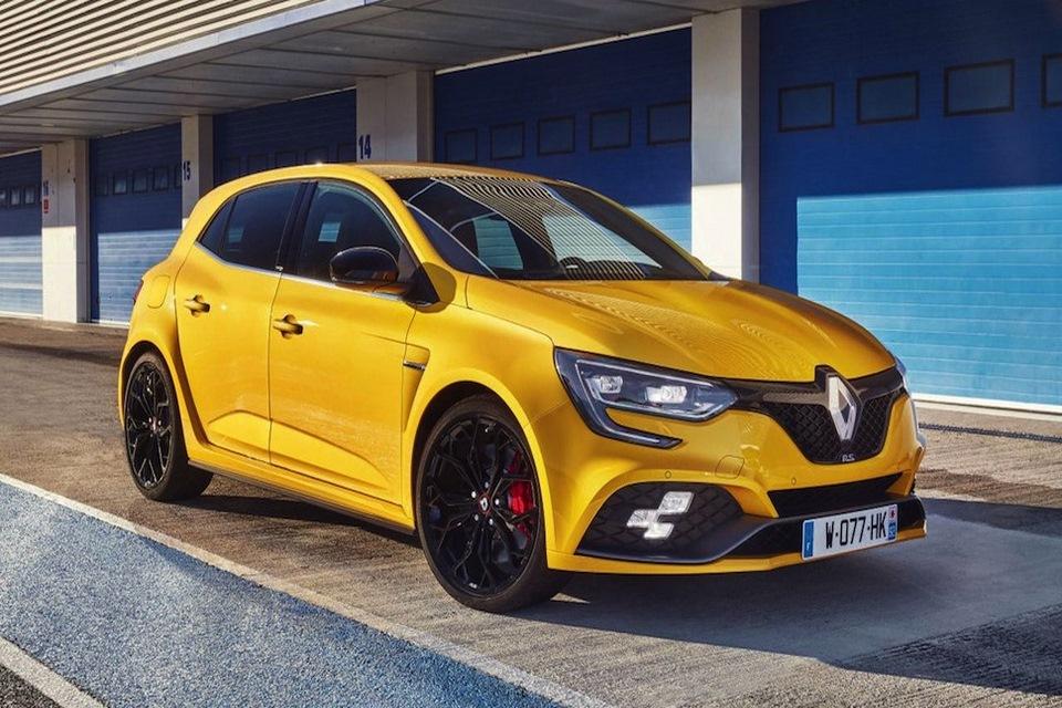 Video: mira al nuevo Renault Megane RS acelerar a fondo