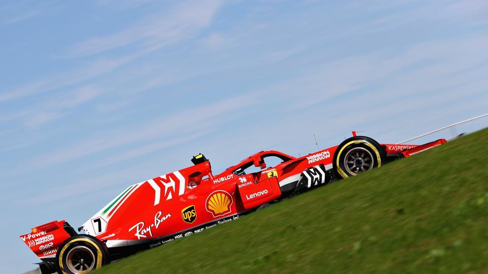 Por fin Kimi lo logra y el título para Hamilton se pospone una carrera más