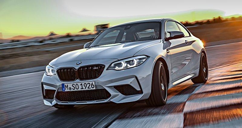 Video: En la cabina de un BMW M2 en una vuelta extra rápida a Nurburgrin