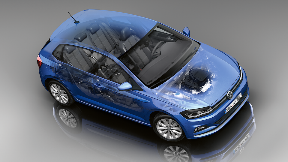 Airbags Volkswagen Polo